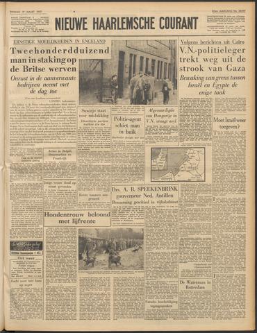 Nieuwe Haarlemsche Courant 1957-03-19