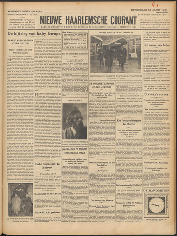 Nieuwe Haarlemsche Courant 1934-03-15