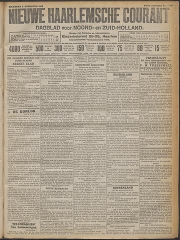 Nieuwe Haarlemsche Courant 1915-08-09