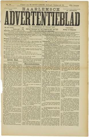 Haarlemsch Advertentieblad 1889-10-23