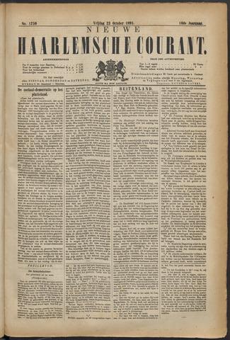 Nieuwe Haarlemsche Courant 1891-10-23