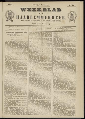 Weekblad van Haarlemmermeer 1877-12-07
