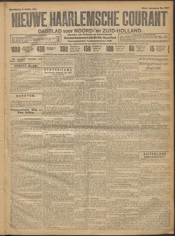 Nieuwe Haarlemsche Courant 1914-04-06