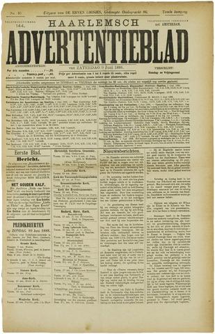 Haarlemsch Advertentieblad 1888-06-09