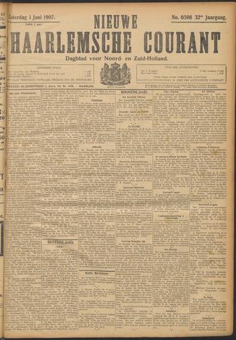 Nieuwe Haarlemsche Courant 1907-06-01