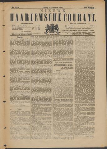 Nieuwe Haarlemsche Courant 1894-11-16