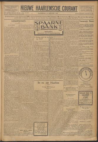 Nieuwe Haarlemsche Courant 1928-01-14
