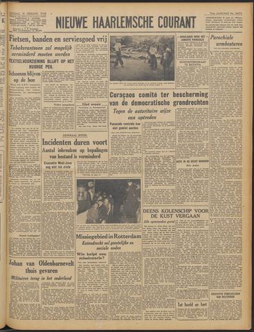 Nieuwe Haarlemsche Courant 1948-02-10