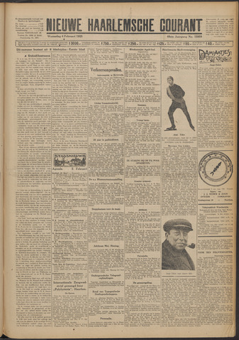 Nieuwe Haarlemsche Courant 1925-02-04
