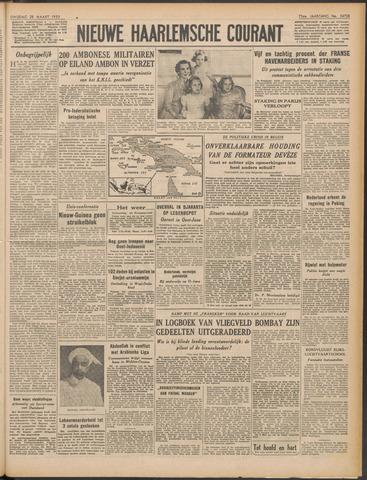 Nieuwe Haarlemsche Courant 1950-03-28