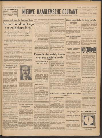 Nieuwe Haarlemsche Courant 1940-03-30