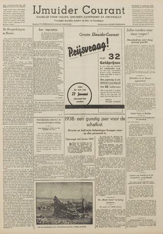 IJmuider Courant 1939-01-17