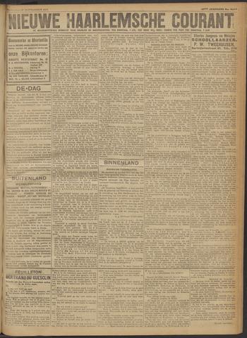 Nieuwe Haarlemsche Courant 1917-09-10