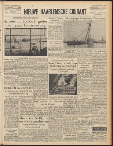 Nieuwe Haarlemsche Courant 1954-12-29