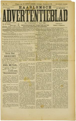 Haarlemsch Advertentieblad 1895-04-17
