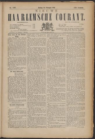 Nieuwe Haarlemsche Courant 1890-02-23