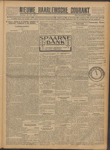 Nieuwe Haarlemsche Courant 1927-07-23