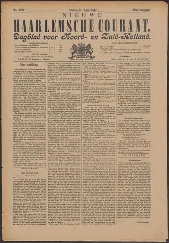 Nieuwe Haarlemsche Courant 1897-04-27
