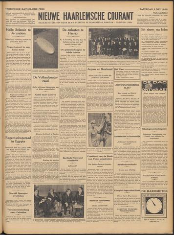Nieuwe Haarlemsche Courant 1936-05-09