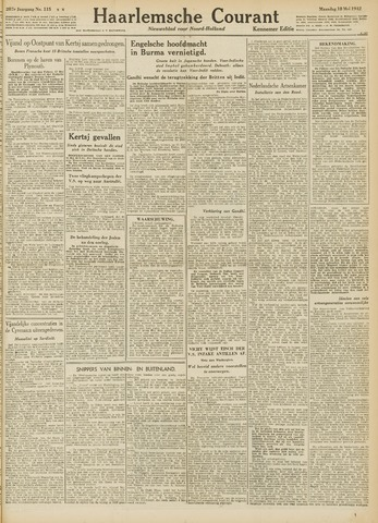 Haarlemsche Courant 1942-05-18