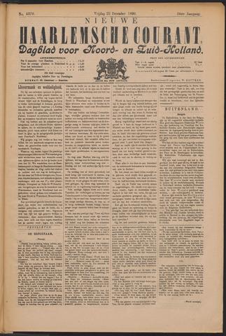 Nieuwe Haarlemsche Courant 1899-12-22