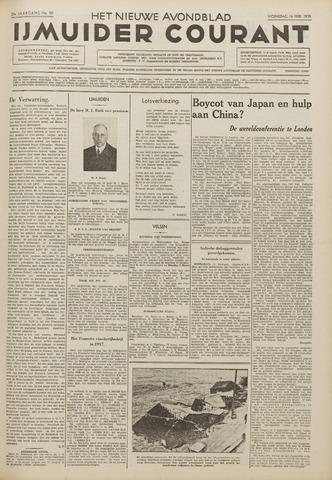 IJmuider Courant 1938-02-16