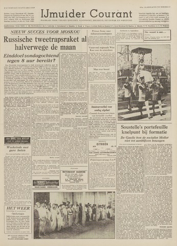 IJmuider Courant 1959-01-03