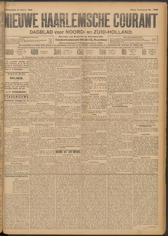 Nieuwe Haarlemsche Courant 1910-09-17