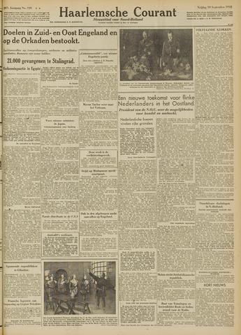 Haarlemsche Courant 1942-09-18