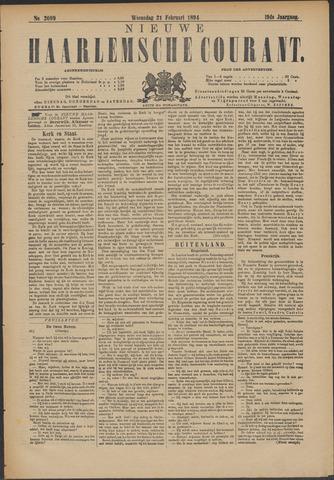 Nieuwe Haarlemsche Courant 1894-02-21