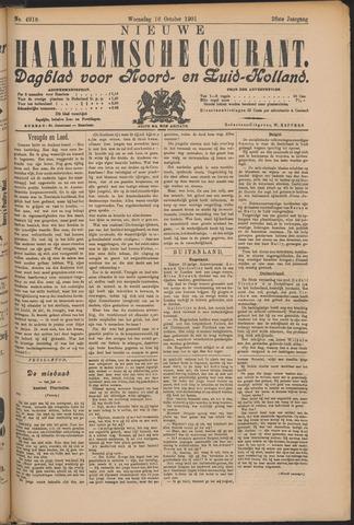 Nieuwe Haarlemsche Courant 1901-10-16