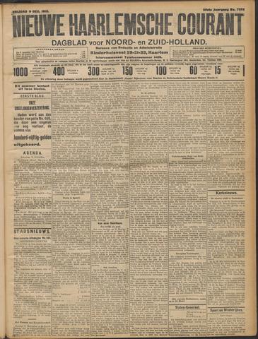 Nieuwe Haarlemsche Courant 1910-12-09