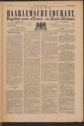 Nieuwe Haarlemsche Courant 1899-06-03