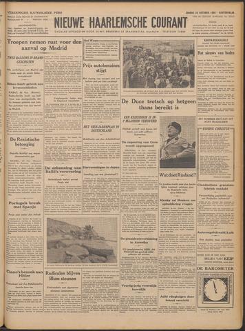 Nieuwe Haarlemsche Courant 1936-10-25