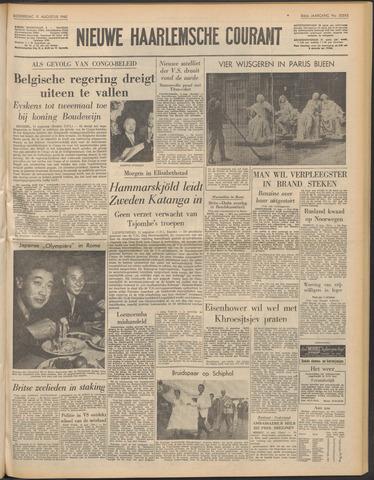 Nieuwe Haarlemsche Courant 1960-08-11
