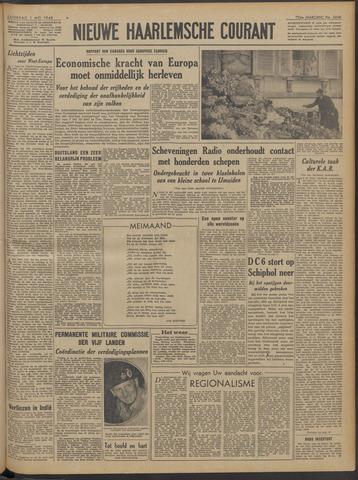 Nieuwe Haarlemsche Courant 1948-05-01