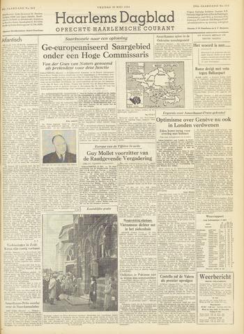 Haarlem's Dagblad 1954-05-21