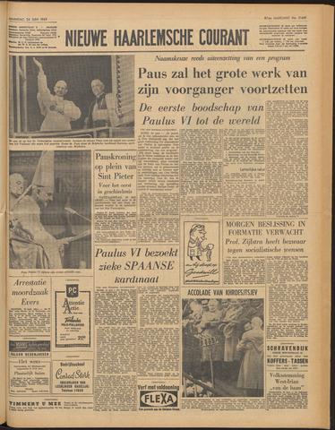 Nieuwe Haarlemsche Courant 1963-06-24