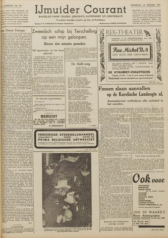 IJmuider Courant 1939-12-21