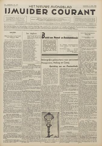 IJmuider Courant 1938-04-04