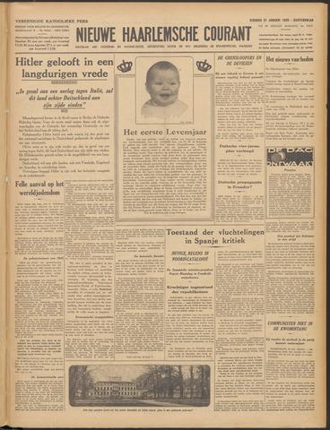 Nieuwe Haarlemsche Courant 1939-01-31