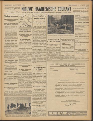 Nieuwe Haarlemsche Courant 1936-01-30