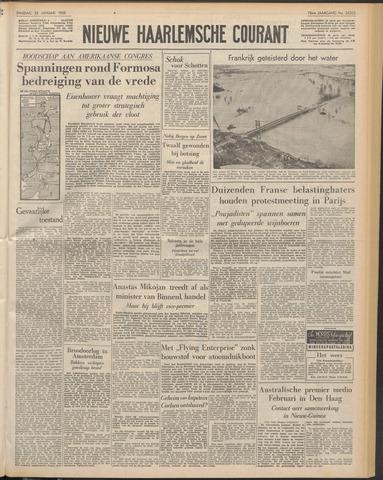 Nieuwe Haarlemsche Courant 1955-01-25