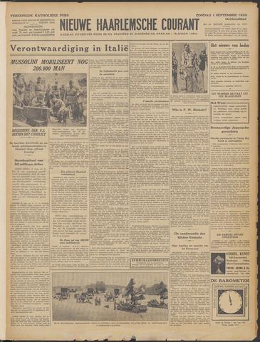 Nieuwe Haarlemsche Courant 1935-09-01