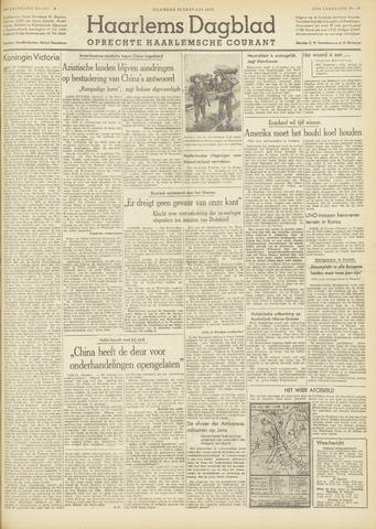 Haarlem's Dagblad 1951-01-22