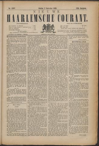 Nieuwe Haarlemsche Courant 1888-09-02