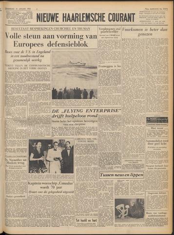 Nieuwe Haarlemsche Courant 1952-01-10