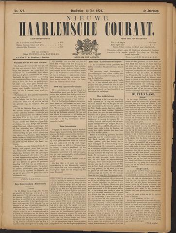 Nieuwe Haarlemsche Courant 1879-05-15