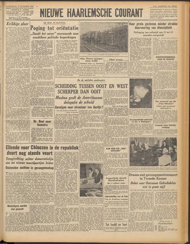 Nieuwe Haarlemsche Courant 1947-12-17