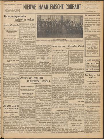 Nieuwe Haarlemsche Courant 1932-04-13
